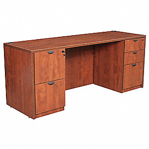 Office Credenza, Legacy Series, Cherry
