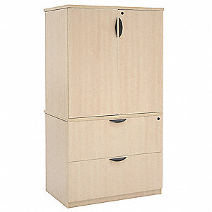 regency storage cabinet lateral file legcy maple 12t546