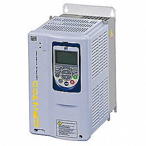 Variable Frequency Drive,10 HP,200-230V