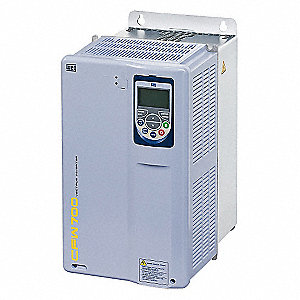 Variable Frequency Drive,20 Max. HP,3 Input Phase AC,240VAC Input Voltage