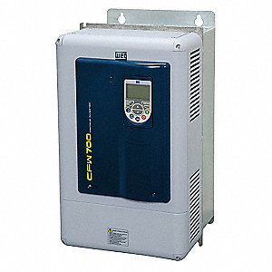 Variable Frequency Drive,40 Max. HP,3 Input Phase AC,240VAC Input Voltage