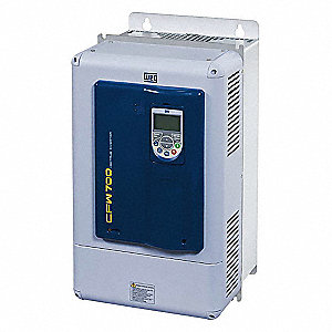 Variable Frequency Drive,75 Max. HP,3 Input Phase AC,240VAC Input Voltage