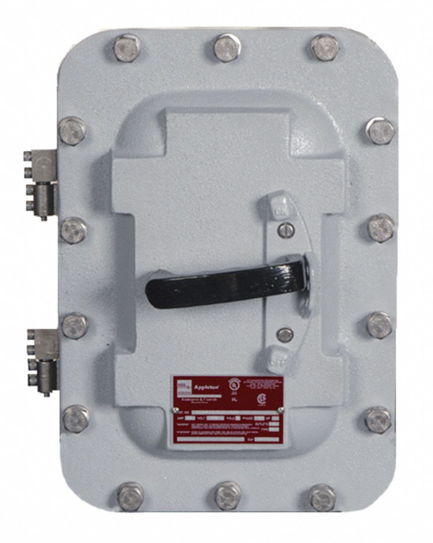 Hazardous Location Circuit Breakers