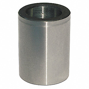 "Headless Liner Thin Wall DRILL BUSHING, 7/8"", I.D. 1-1/4"", O.D., 7/8"": Drill Size"