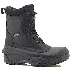 WINTER BOOTS WORKHORSE -60 BLACK SZ 9