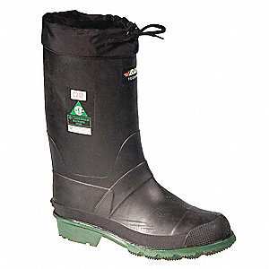 RUBBER BOOTS HUNTER ST/SP -40C SZ 9