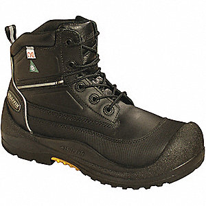 PREMIUM WRKER 6IN MEN - BLACK
