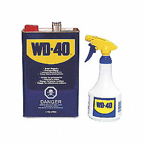SPRAY BOTTLE FOR WD-40,EMPTY,16OZ