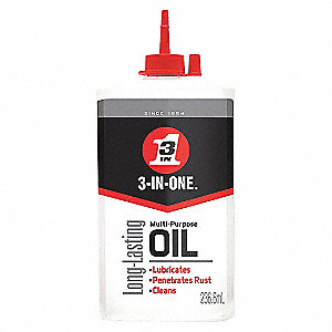 CAN OIL MULTI-PURPOSE 3IN1 8 OZ