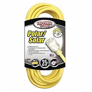 CORD 12/3 SEOW POLAR SOLAR 25FT