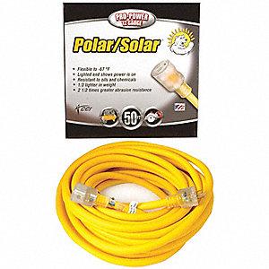CORD 12/3 SEOW POLAR SOLAR 50FT