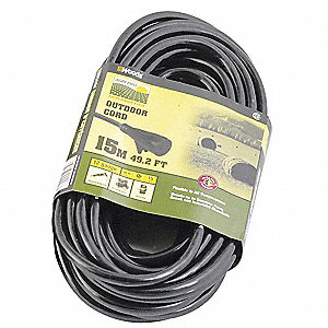 CORD AGRIPRO SJTOW-A 12/3 50FT