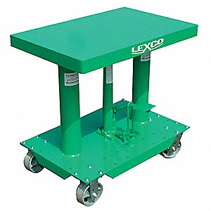 TABLE LIFT HYDR 20IN X 30IN DECK