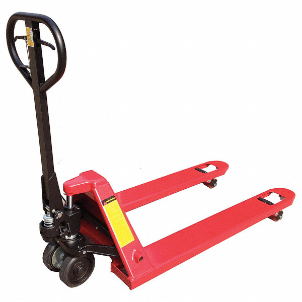 Dayton standard general purpose manual pallet jack 5500 for General motors extended warranty plans