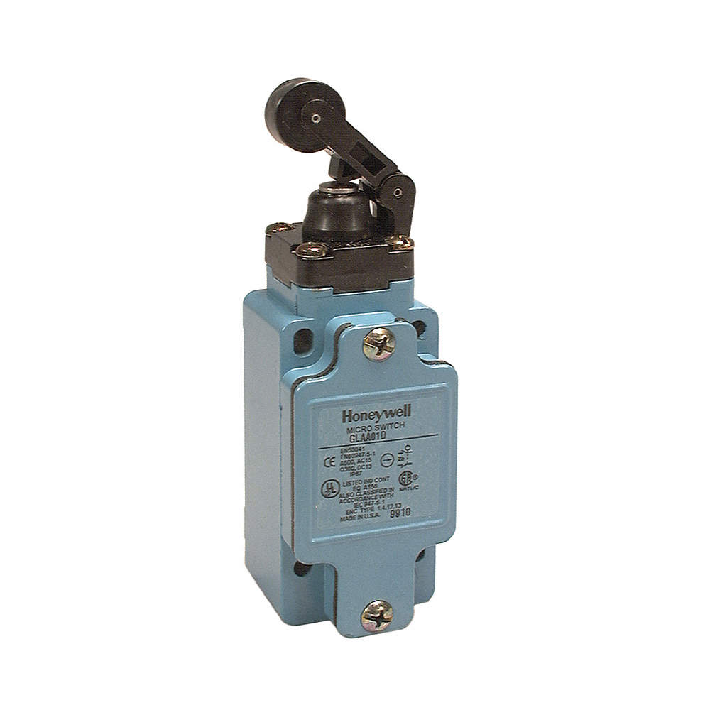 Honeywell Micro Switch Plunger Roller Lever General Purpose Limit With Cad Downloads