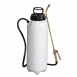 Handheld Sprayer,3.0 gal.,Poly Tank