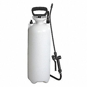 Janitorial, Sanitation Handheld Sprayer, 35 to 45 psi, 3 gal.
