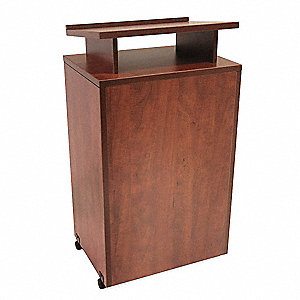 Floor Lectern,Legacy Series,Cherry