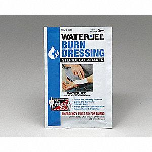 DRESSING BURN WATERJEL 4INX4IN