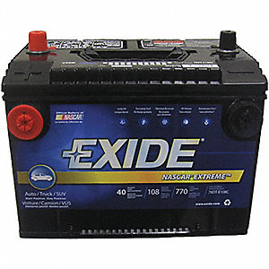 BATTERY NASCAR EXTREME GRP 35