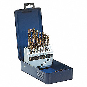 #15SST+ DRILL SET W BOX