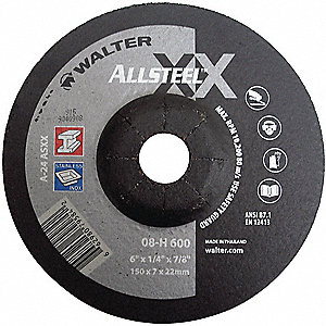 ALLSTEEL XXTYPE27 6X1/4X7/8 A-24-ASXX