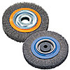 WIRE WHEEL BRUSHES CRIMPED6