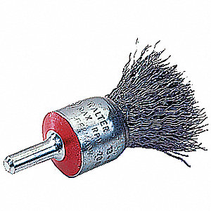 1/2IN X.020 MTD END BRUSH