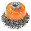 3IN 5/8-11 CUP BRUSH