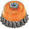 3IN 5/8-11 WIRE CUP BRUSH