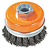 5IN 5/8-11 WIRE CUP BRUSH