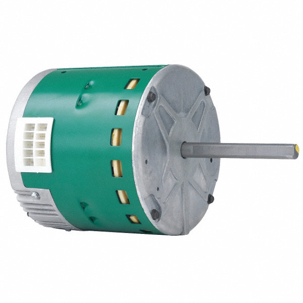 Genteq 1 3 hp ecm direct drive blower motor ecm 1050 for Ecm blower motor tester