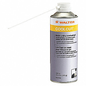 METAL CUTTING LUB AEROSOL COOLCUT 312G