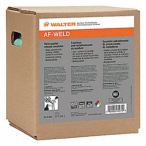 AF-WELD 10L BAG IN BOX
