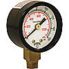 GAUGE 2.5 0-100 PSI 1/4 BTM