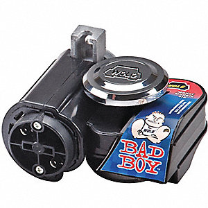 AIR HORN BAD BOY ONE PIECE BLACK