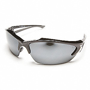 36337171ed7ce EDGE EYEWEAR KHOR-POLARIZED G-15 SILVER MIRROR - Safety Glasses ...
