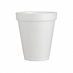 8 OZ (225ML) PLAIN FOAM CUP