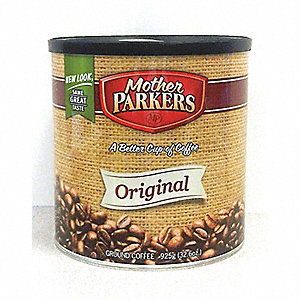 COFFEE MOTHER PARKERS 925G TIN