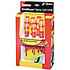 SCREWDRIVER SET 100 SERIES 6 PC.