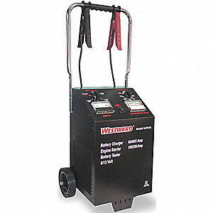 CHARGER BATTERY 60A/250A 6/12V