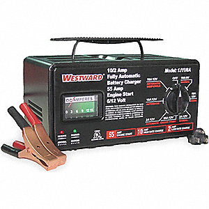 CHARGER BATTERY 10A 6/12V