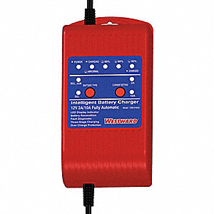 CHARGER BATTERY 24V ELEC SWITCH