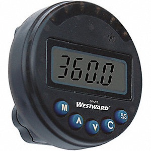 METER ELEC ANGLE MAGNETIC