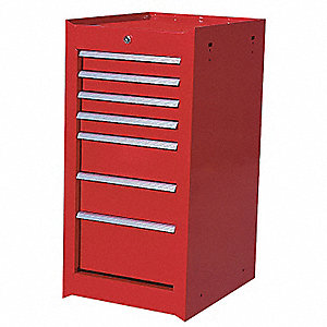 CABINET MOUNTED SIDE 7 DRAWER