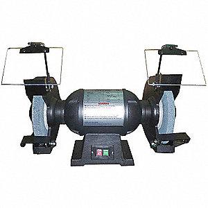 BENCH GRINDER HD 10IN 1HP 120V