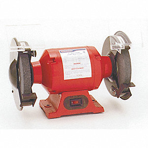 BENCH GRINDER 6IN 1/2HP