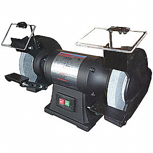 BENCH GRINDER HD 8IN 3/4HP 120V