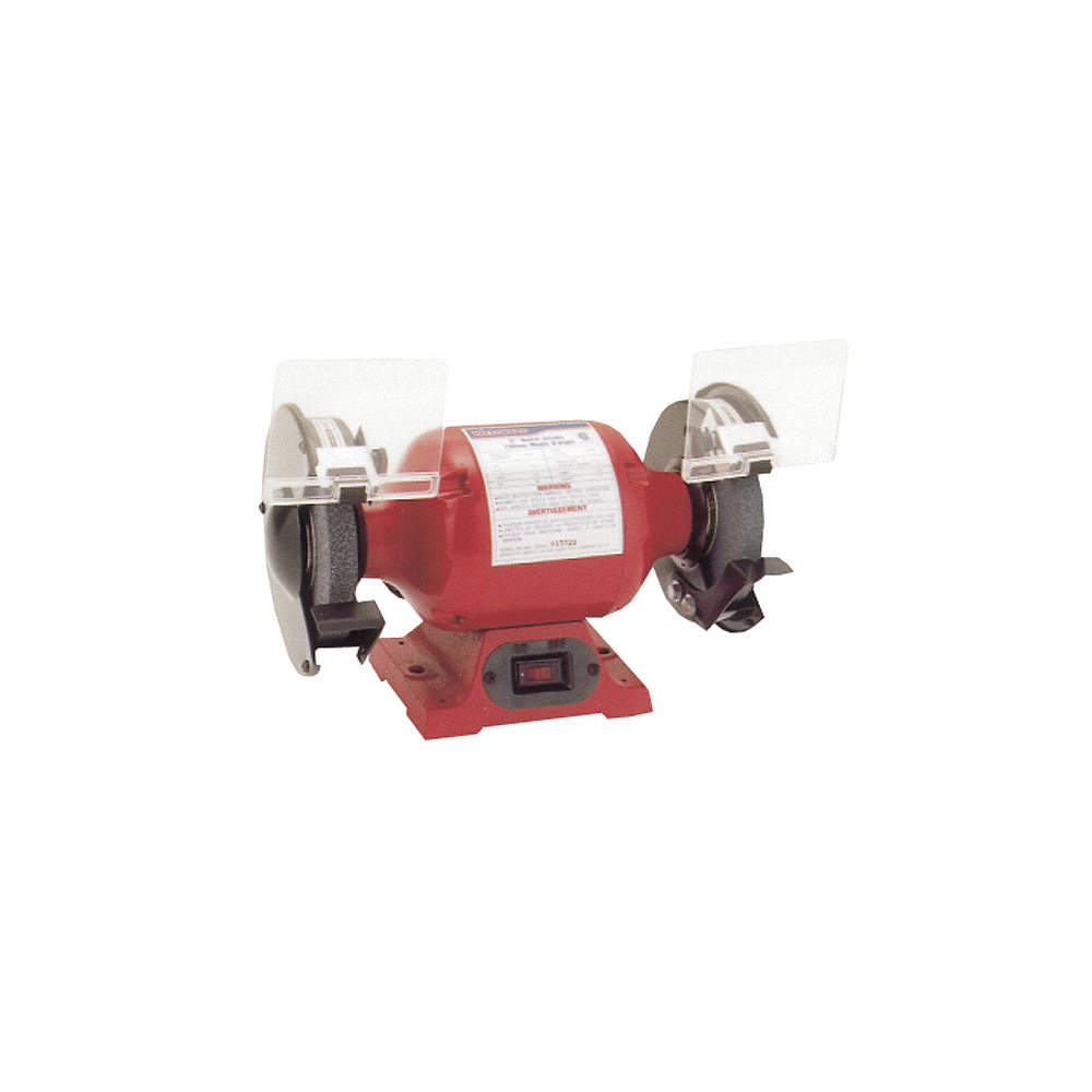 Excellent Westward Bench Grinder 8In 3 4Hp Bench Buffers And Bench Ncnpc Chair Design For Home Ncnpcorg