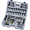 TOOL SET BLACK CHROME 150 PCE